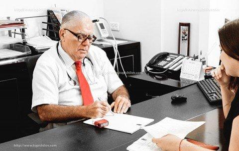 Профессор Инбар принимает пациентов в Топ Ихилов