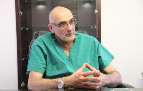 Герман Шаевич Гандельман на приёме пациентов в Топ Ихилов
