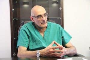 Dr. Handelman Treatment in Israel