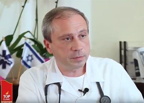 Доктор Михаил Зейгарник